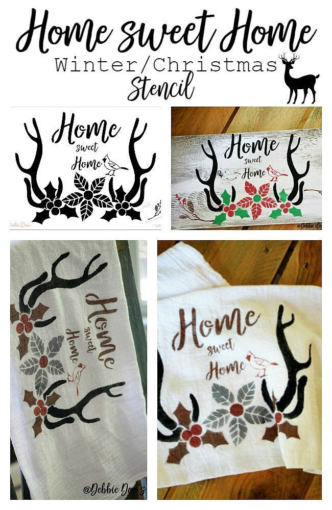 home-sweet-home-one-of-a-kind-stencil-by-debbiedoos-perfect-for-the-winterchristmas-season-gift-ideas-and-more