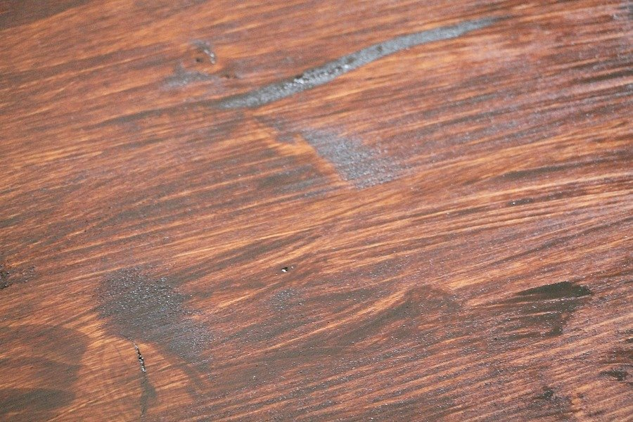 one-coat-of-gel-stain-on-natural-wood