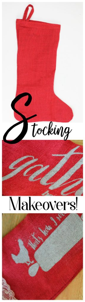 red-burlap-christmas-stocking-makeovers