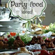 100+All Things Party Food