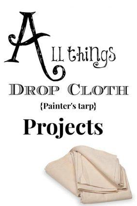 drop-cloths-projects
