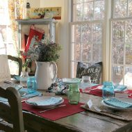 DIY placemats for your kitchen