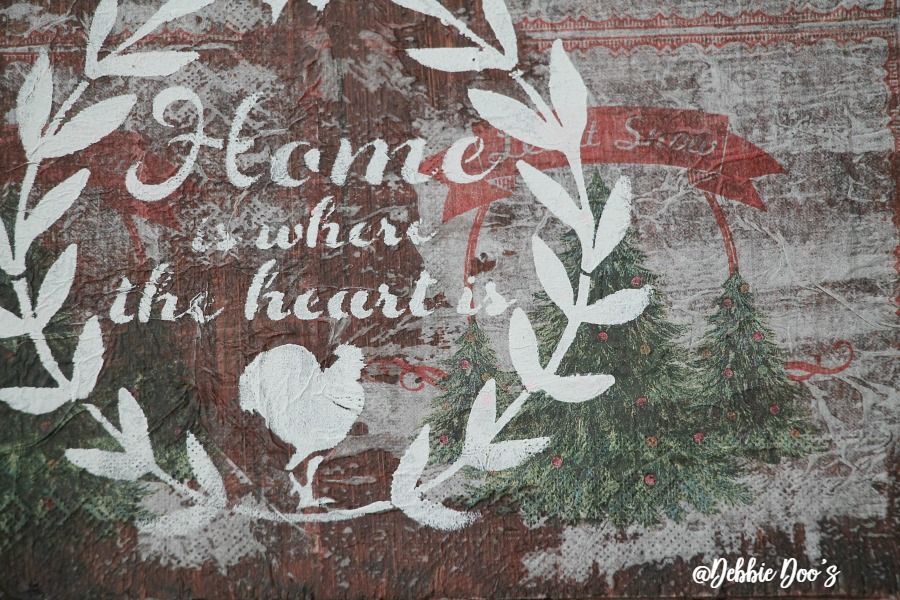 home-is-where-the-heart-is debbiedoo's stencil line