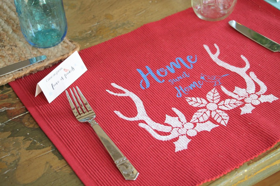 home-sweet-home-placemats