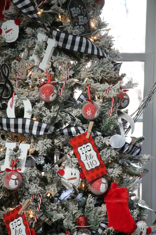Christmas Tree Debbiedoos