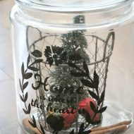 Large jar gift idea