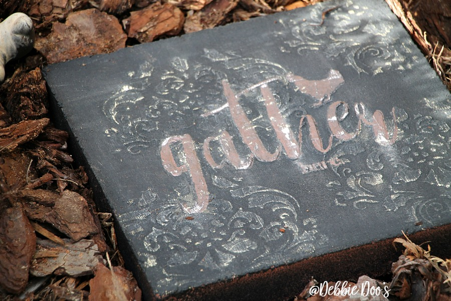 dress up your garden with stepping stones