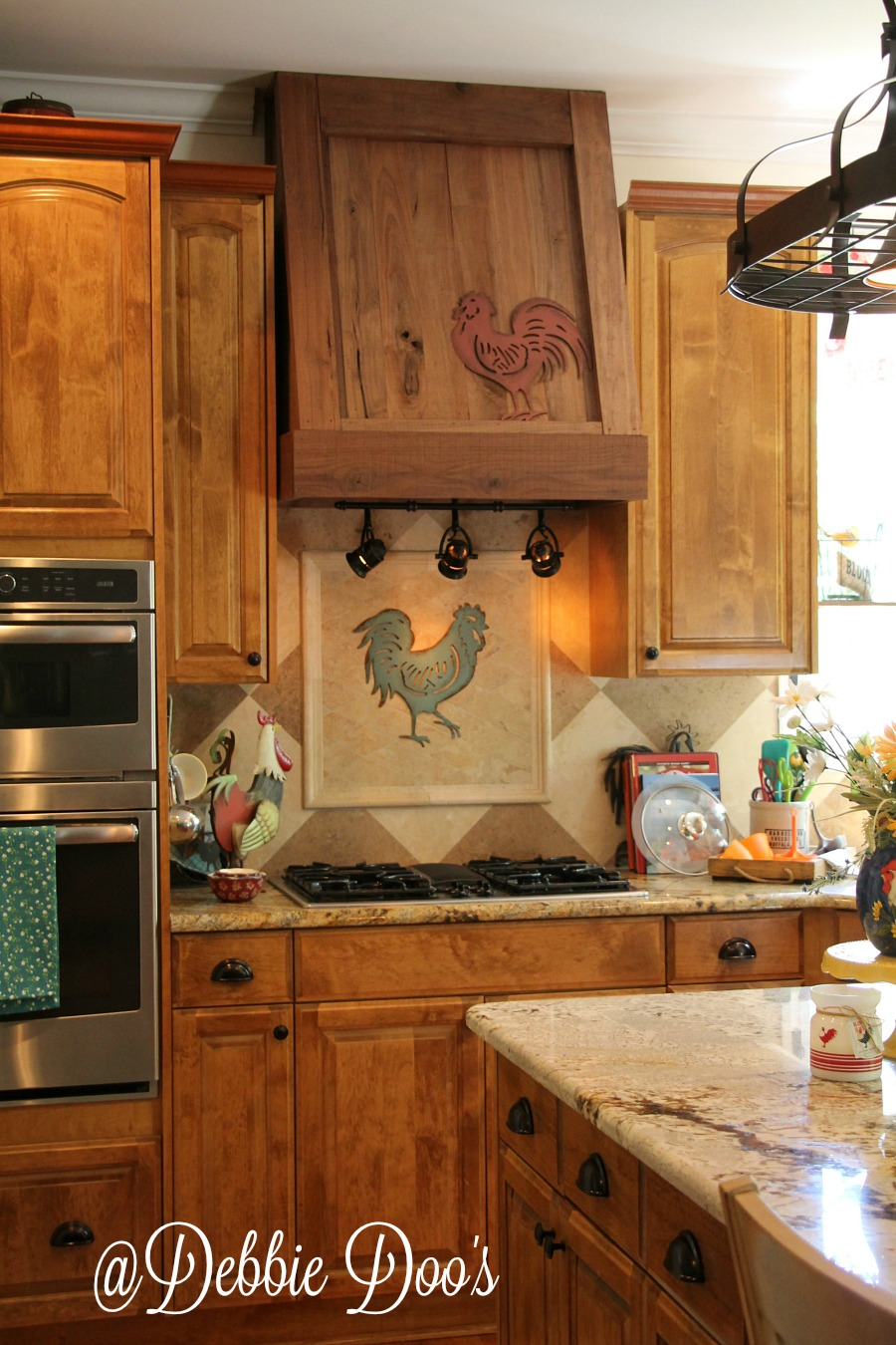 Pioneer Woman Kitchen Remodel Country French Archives Debbiedoos