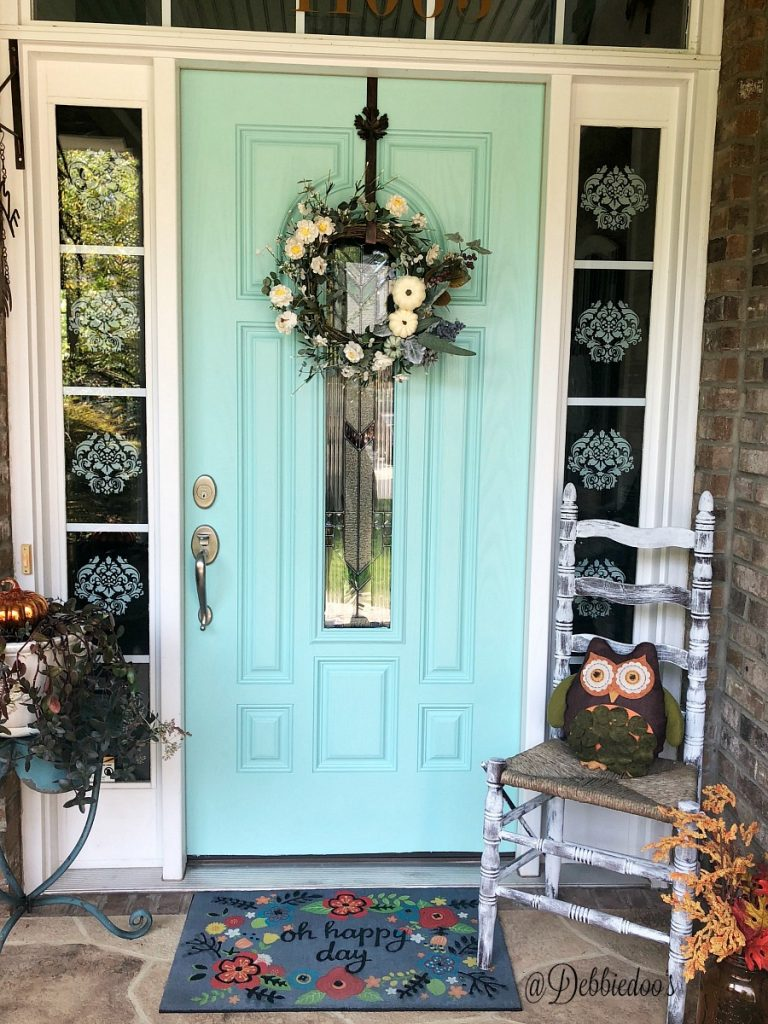 How to paint your front door without priming