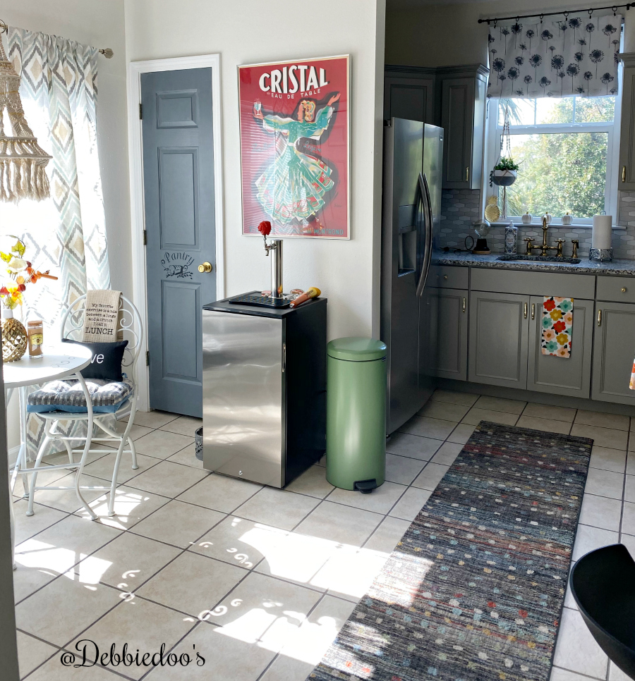 Bohemian Modern Kitchen tour