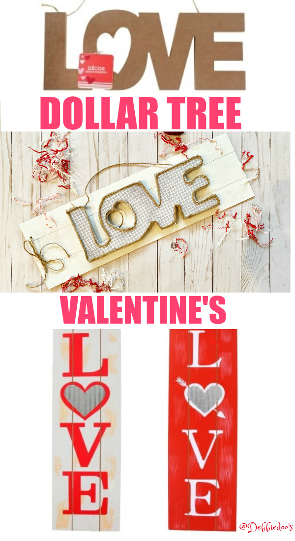 50+Dollar Tree Valentines craft ideas