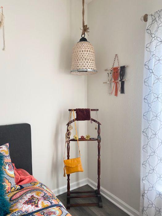 Decorating boho style