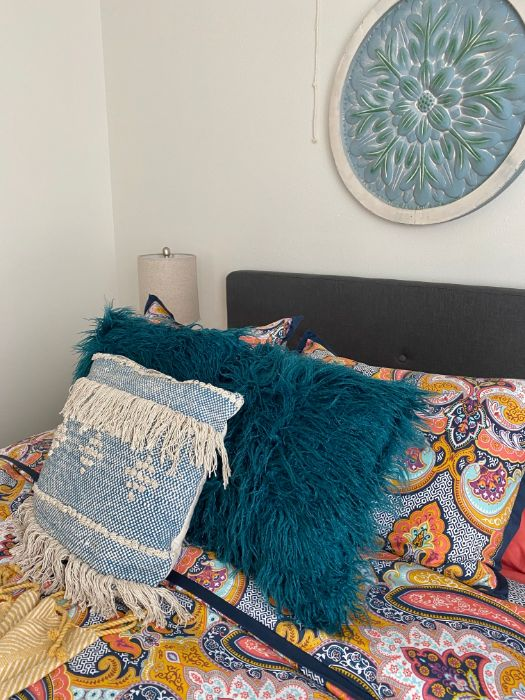 eclectic boho bedroom decorating ideas