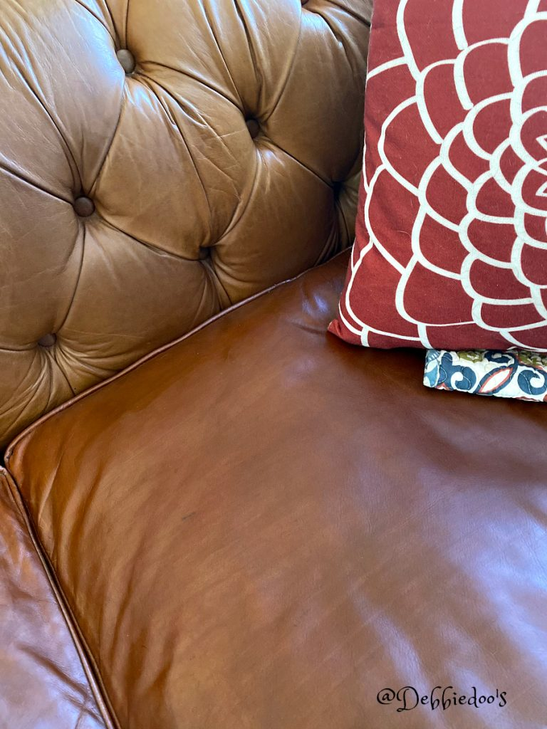 How to restore leather diy