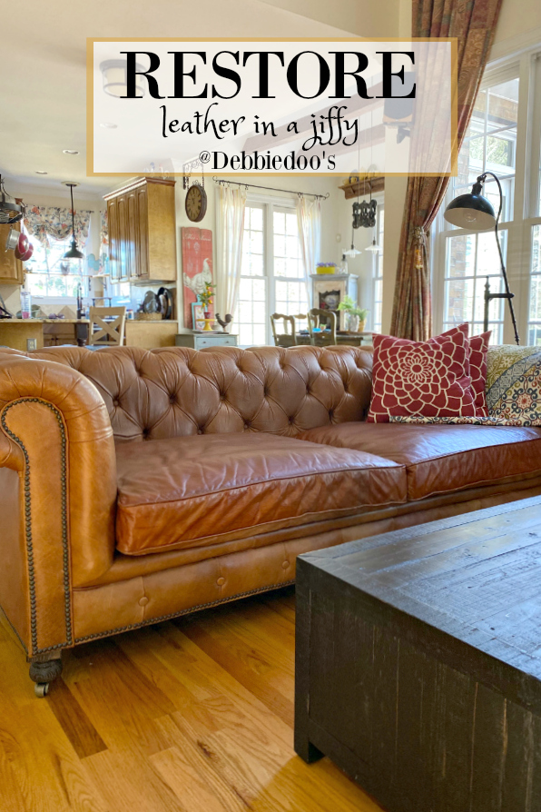 How to restore your leather in a jiffy at home diy