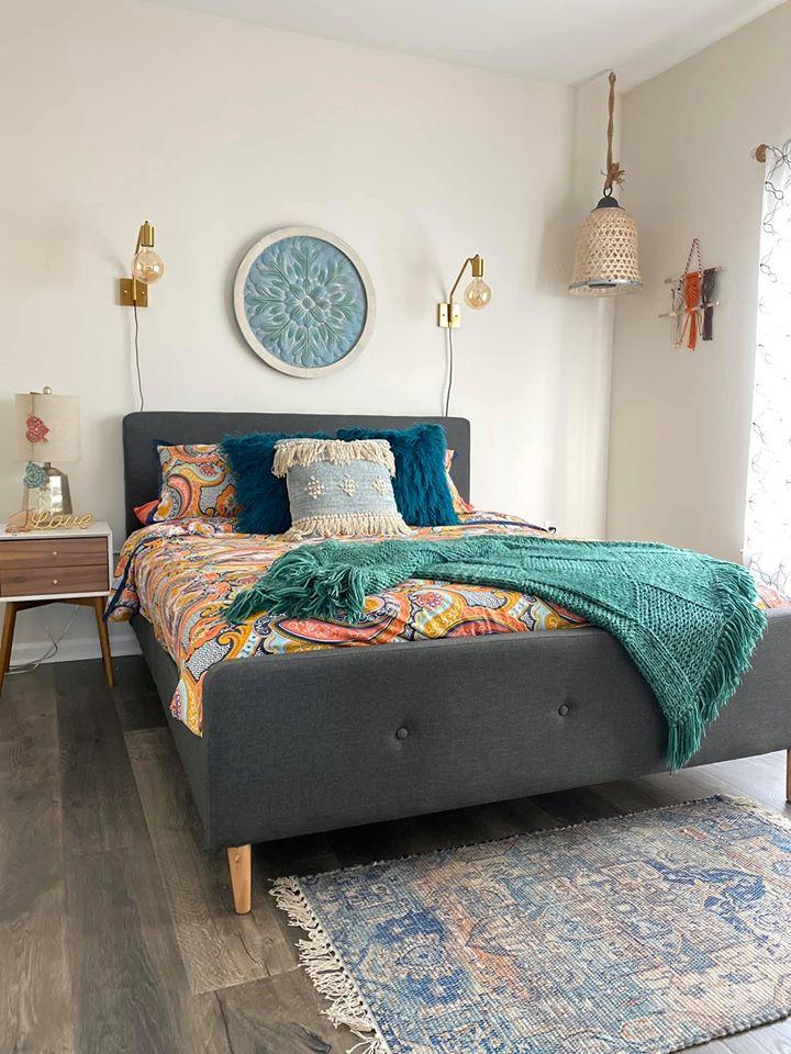 20+ ways to add Boho style to any room - Debbiedoos on Boho Master Bedroom Ideas  id=71552