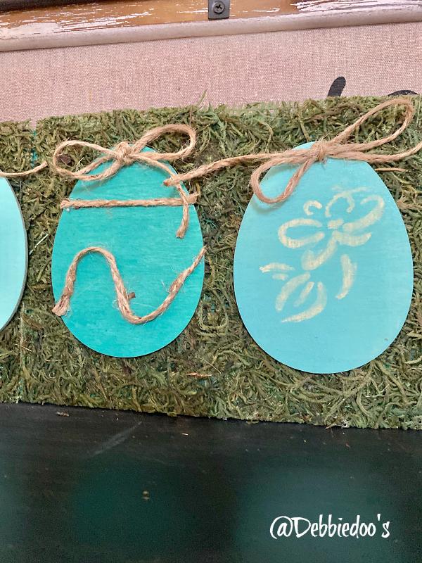 Dollar tree Spring craft idea